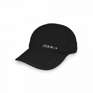 Czapka do biegania ZONE3 Lightweigth Baseball Cap - czarna