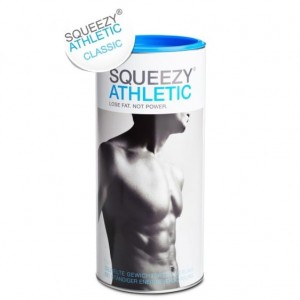 Suplement diety SQUEEZY Athletic 675g - naturalny