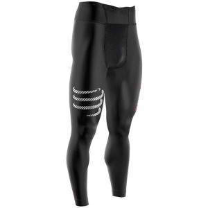 Spodnie do biegania COMPRESSPORT Full Tights