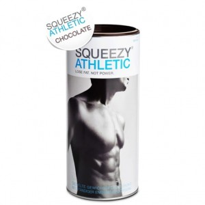 Suplement diety SQUEEZY Athletic 675g - czekolada