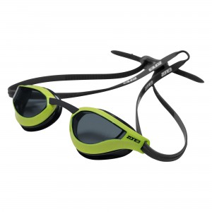 Okulary pływackie ZONE3 Viper-Speed Black/Lime