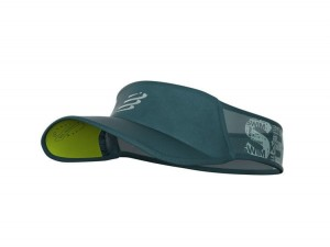 Daszek COMPRESSPORT Visor Ultralight BORN TO SWIM BIKE RUN