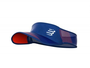 Daszek COMPRESSPORT Visor Ultralight - niebieski