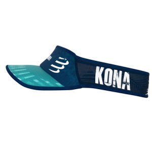Daszek COMPRESSPORT Spiderweb Ultralight Visor - Kona 2019