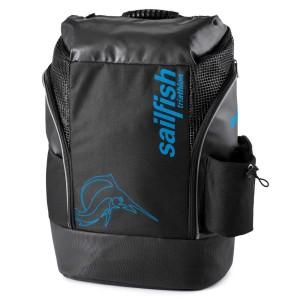 422045ea8ce685 Plecak triathlonowy SAILFISH Cape Town 35L - czarno-niebieski
