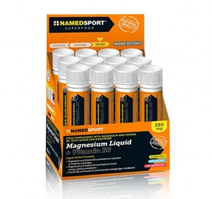 Magnez NAMED Magnesium + Vit. B6 - 25 ml