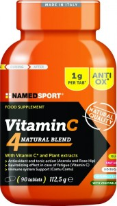 Witamina C NAMED Vitamin C 4 Blend 90 kaps.