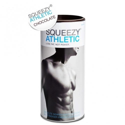 Athletic SQUEEZY 675g czekolada