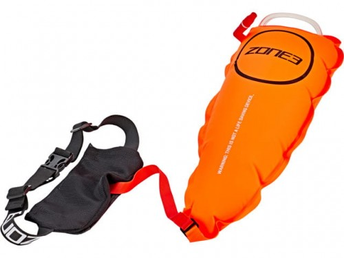 Swim Safety Belt with Tow Float Pouch ZONE3