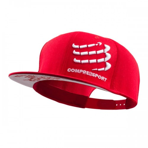 Czapka Lifestyle COMPRESSPORT Flat Cap
